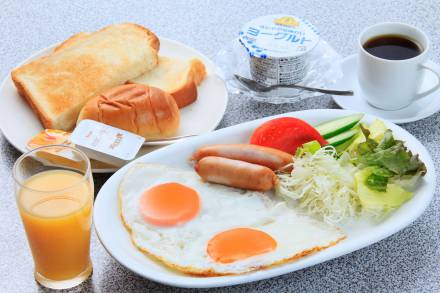 朝食・洋定食